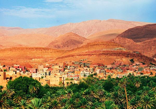 Morocco Climate