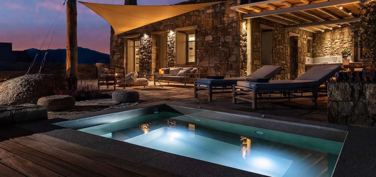 Pool Abigail Villa