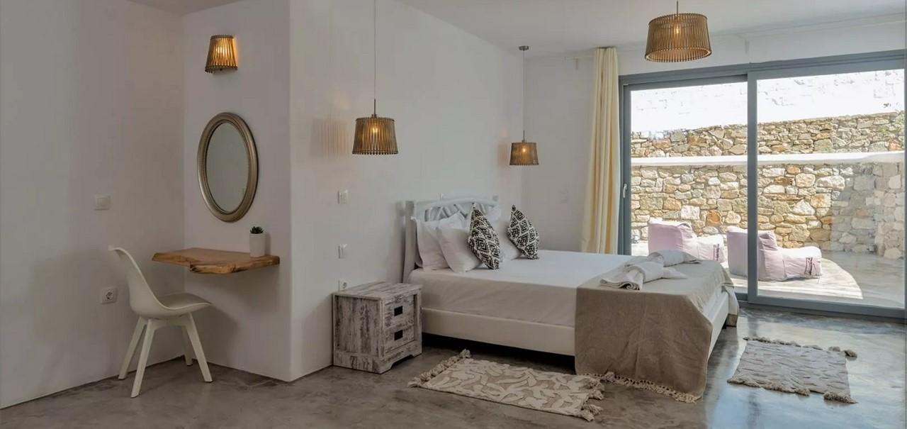 Bedroom Ivory Pearl Villa