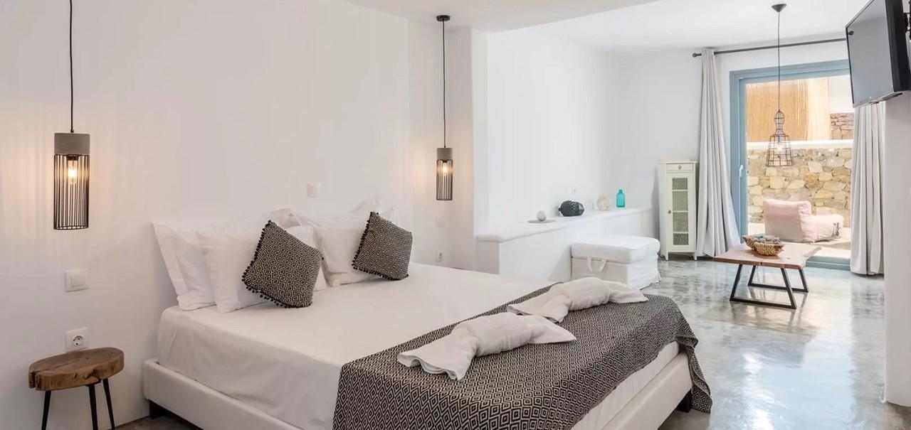 Bedroom2 Ivory Pearl Villa