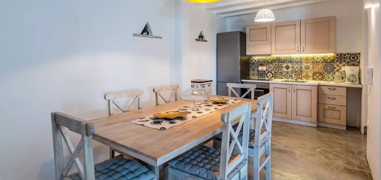 Kitchen Ivory Pearl Villa