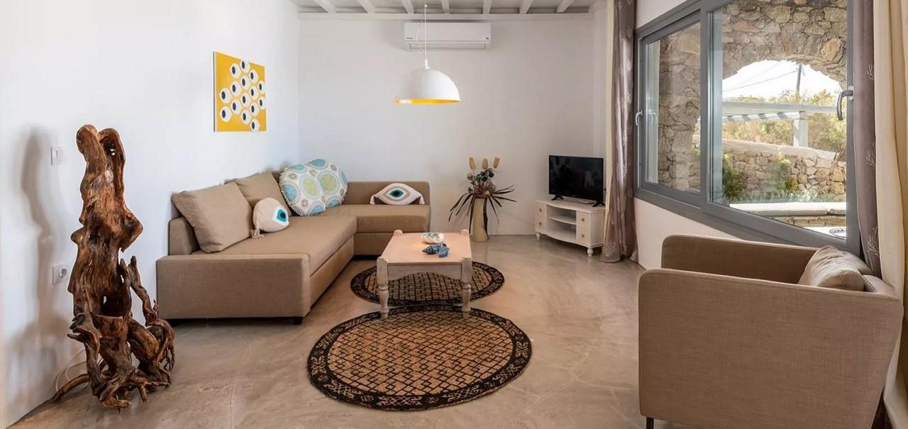 Lounge Ivory Pearl Villa