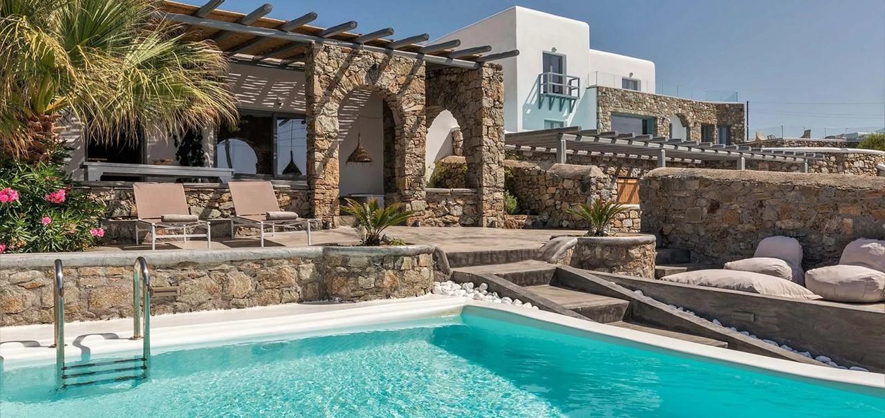 Pool Ivory Pearl Villa