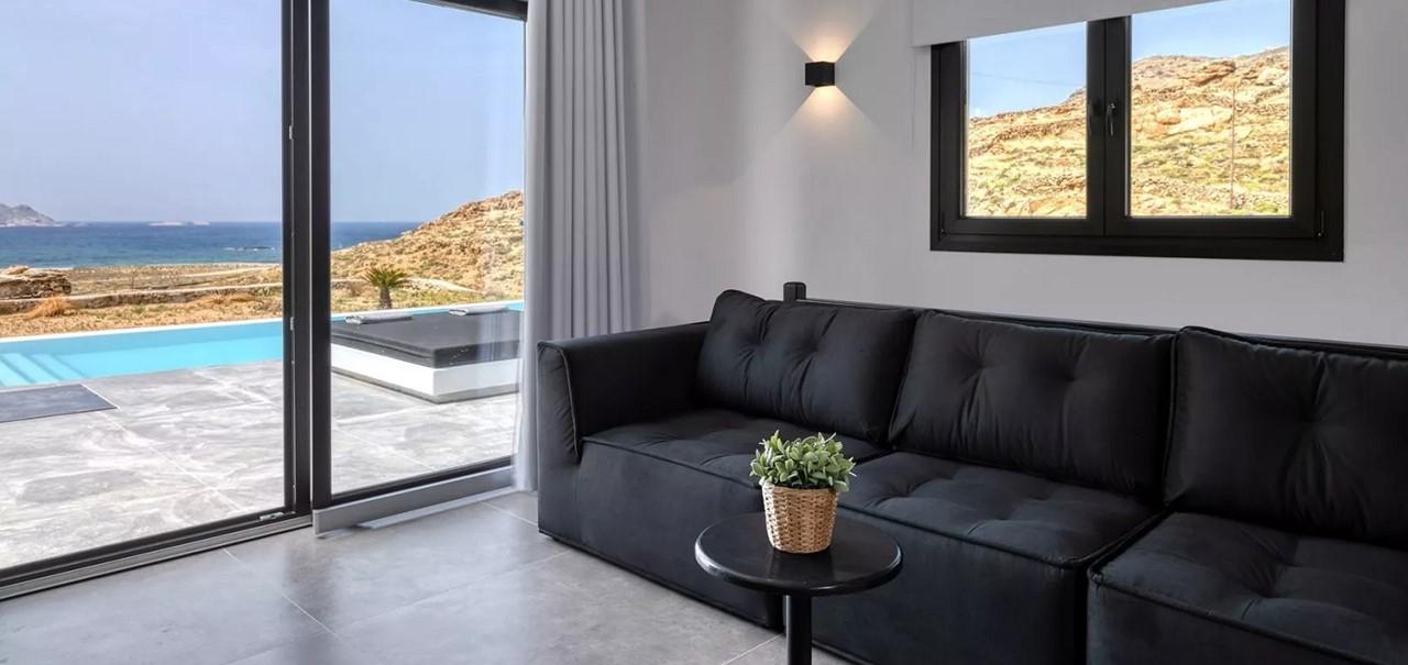 Lounge Summer Bliss Villa