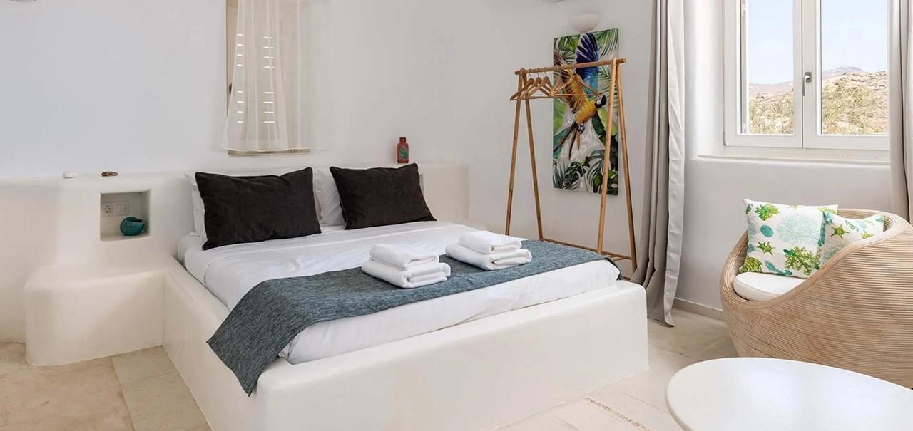 Bedroom Alkmene Villa