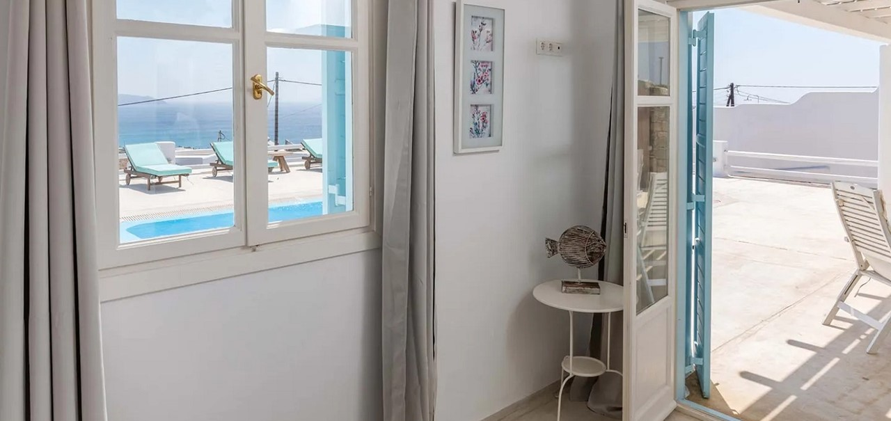 Bedroom2 Alkmene Villa