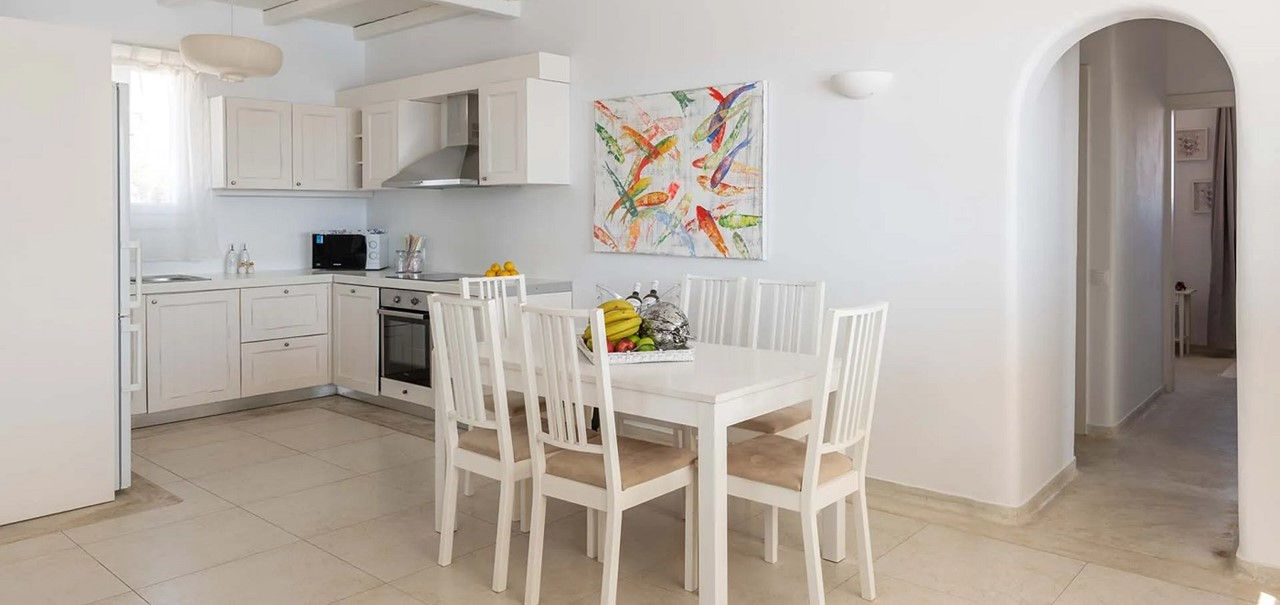 Kitchen Alkmene Villa