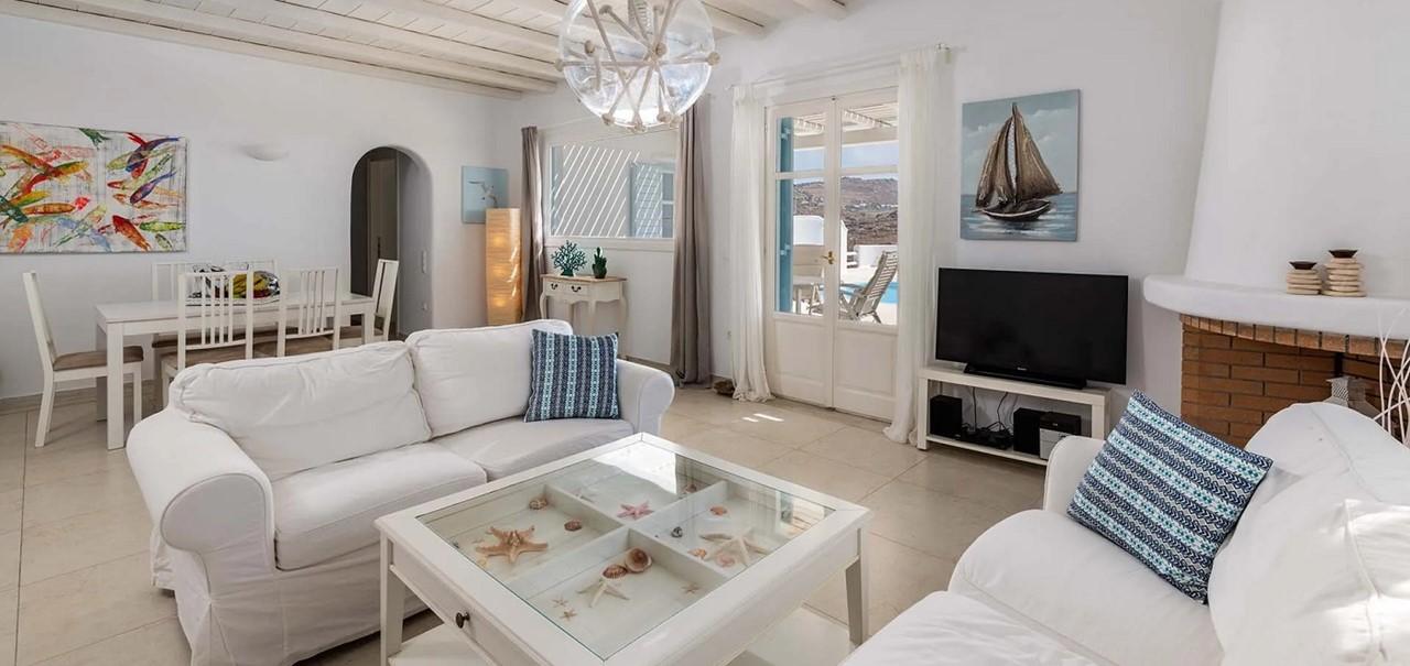 Lounge Alkmene Villa