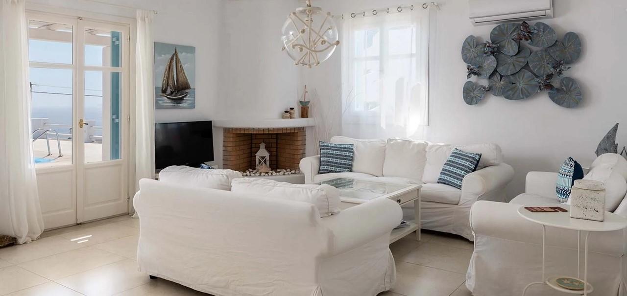 Lounge1 Alkmene Villa