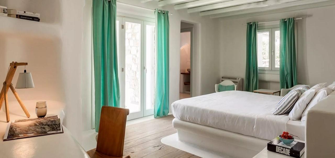 Bedroom Pebble Villa
