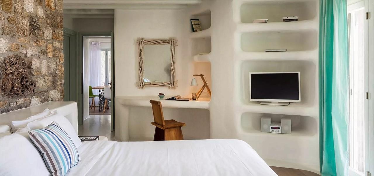 Bedroom3 Pebble Villa