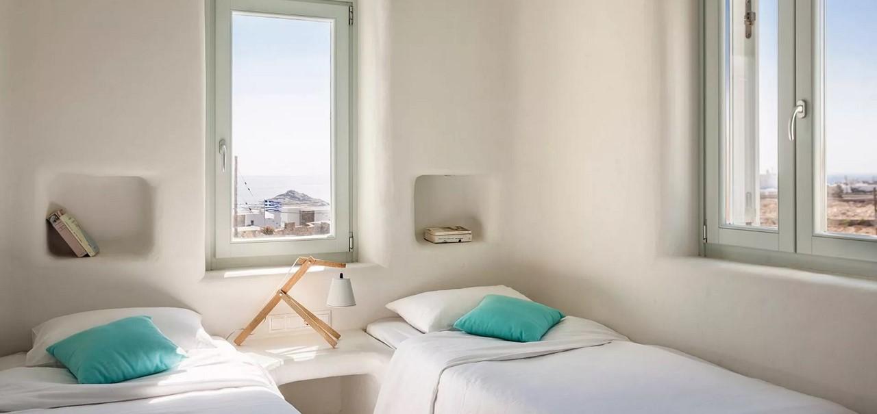 Bedroom4 Pebble Villa