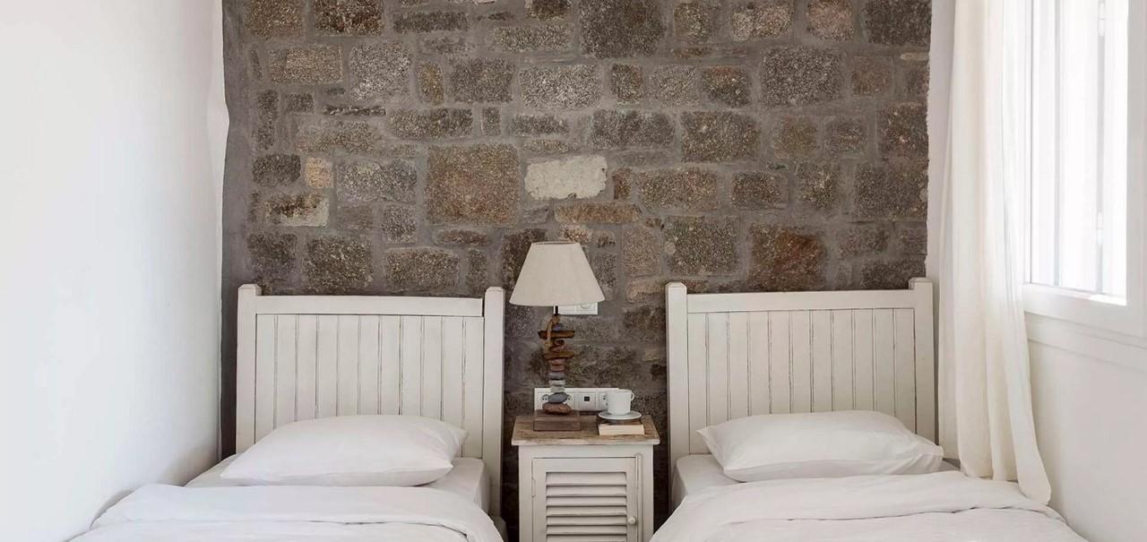 Bedroom5 Pebble Villa
