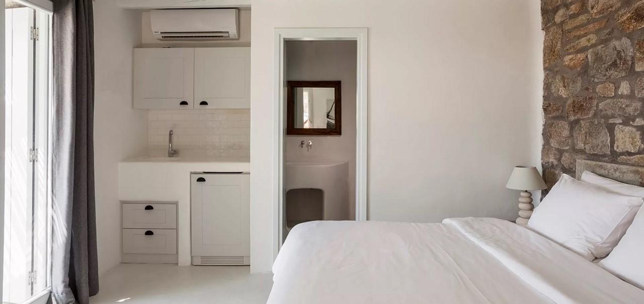 Bedroom6 Pebble Villa