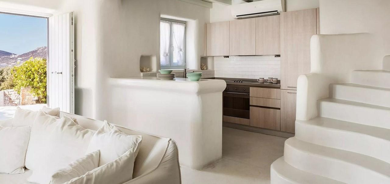 Kitchen Pebble Villa
