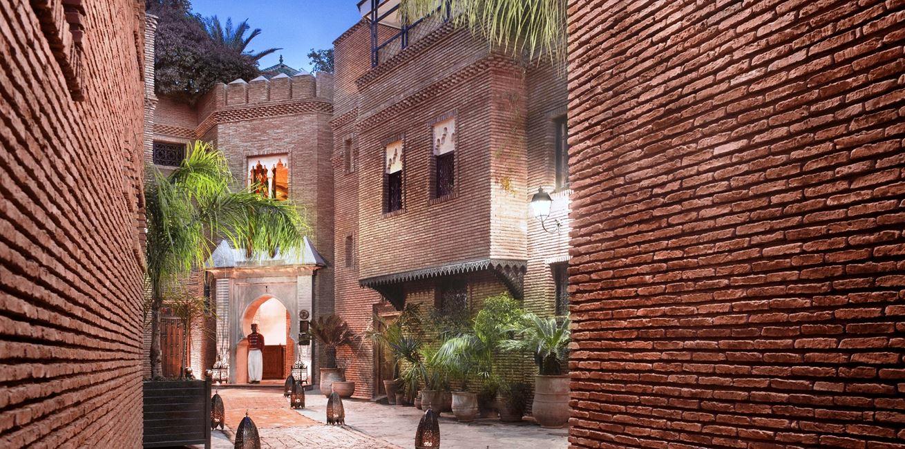 Lasultana Marrakech Entree H