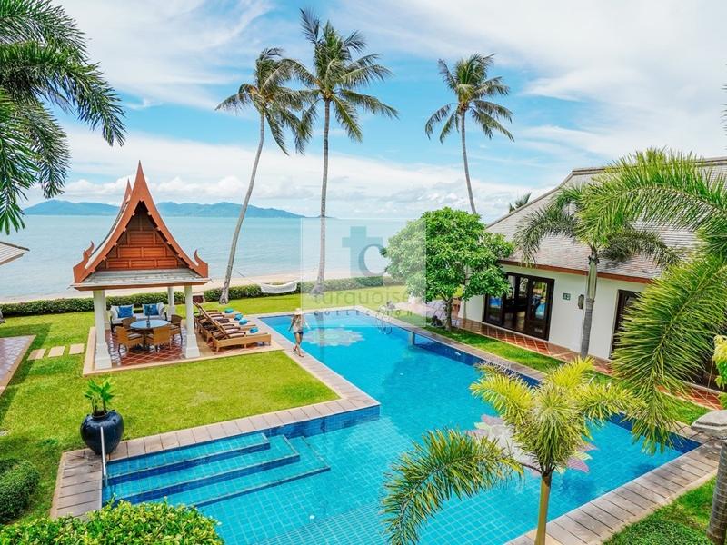 Beach Villa Lotus Koh Samui 8