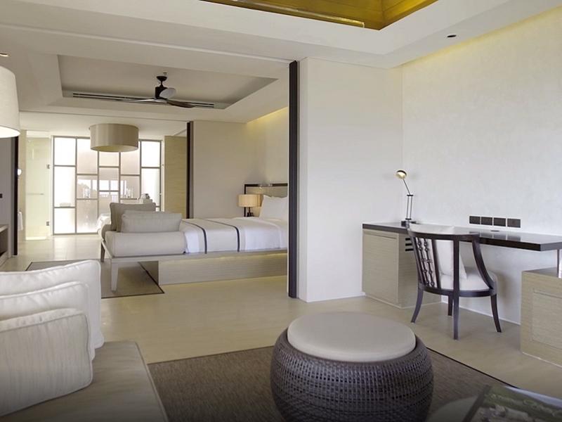 2 Bed Suite 1