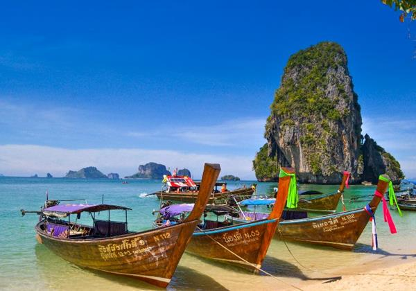 Thaliand Travel Guide
