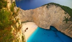 Best Greek Beaches Shipwreck Zakynthos