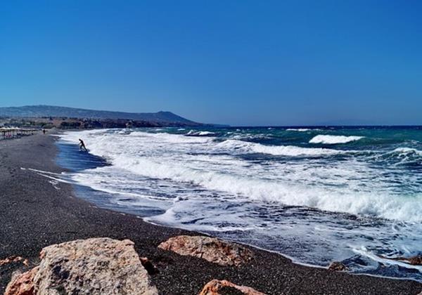 Monolithos Beach