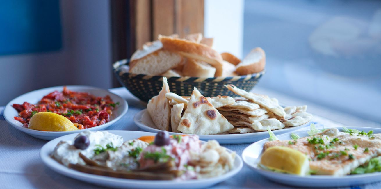 greek food Little greek fresh grill starts each day focused on preparing the most flavorful greek food possible little greek offers a variety of tasty and affordable greek menu items to suit any appetite.