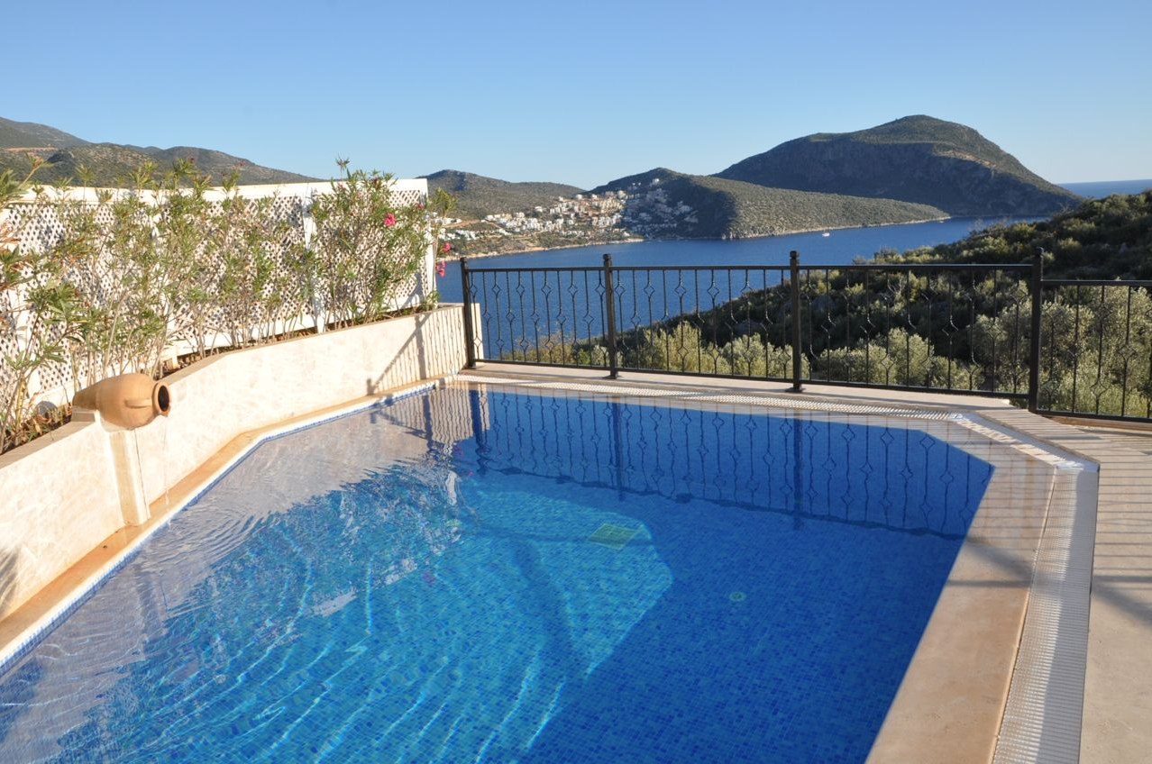 Swimming Pool Villa Lilia