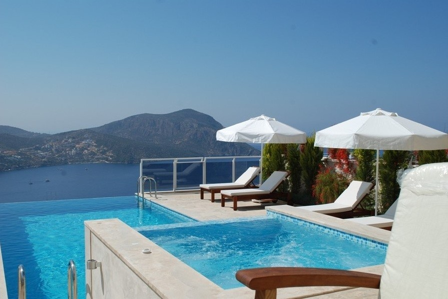 Villa Mirage Terrace And Pool