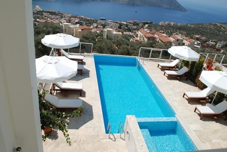 Villa Mirage From Balcony