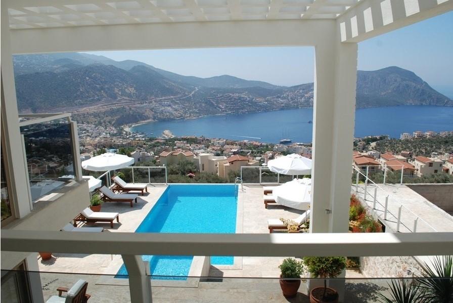 Villa Mirage From Balcony1