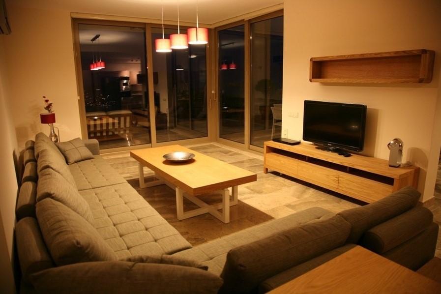Villa Mirage Living Room