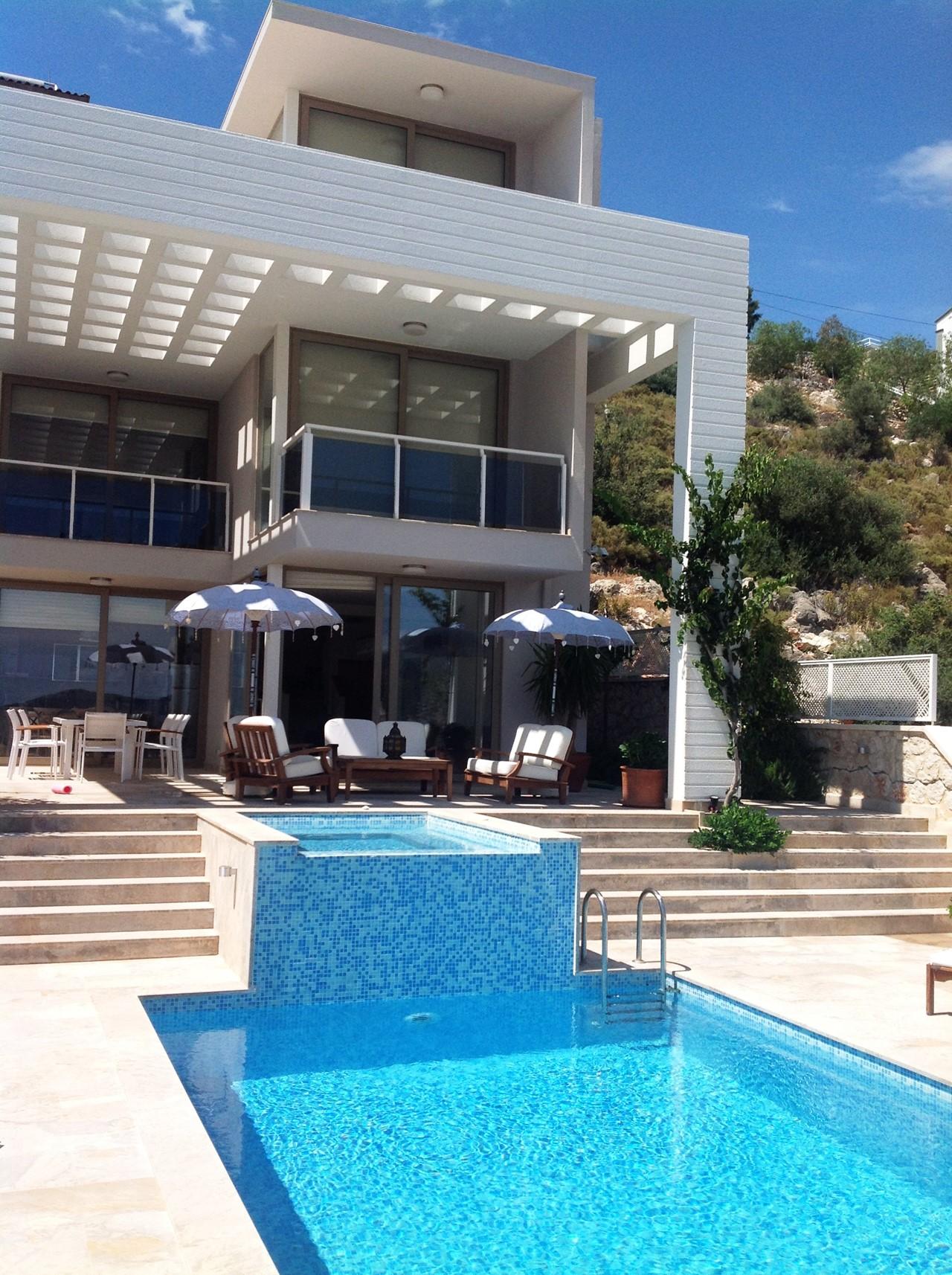 Villa Mirage In Kalkan