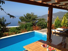 Beautiful Sea views at Villa White Pearl