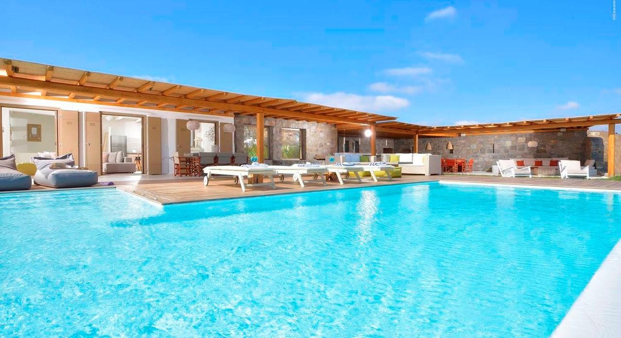 Luxury Mykonos Villas Albina 100