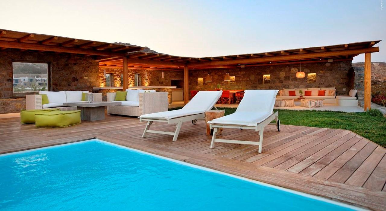 Luxury Mykonos Villas Albina 107