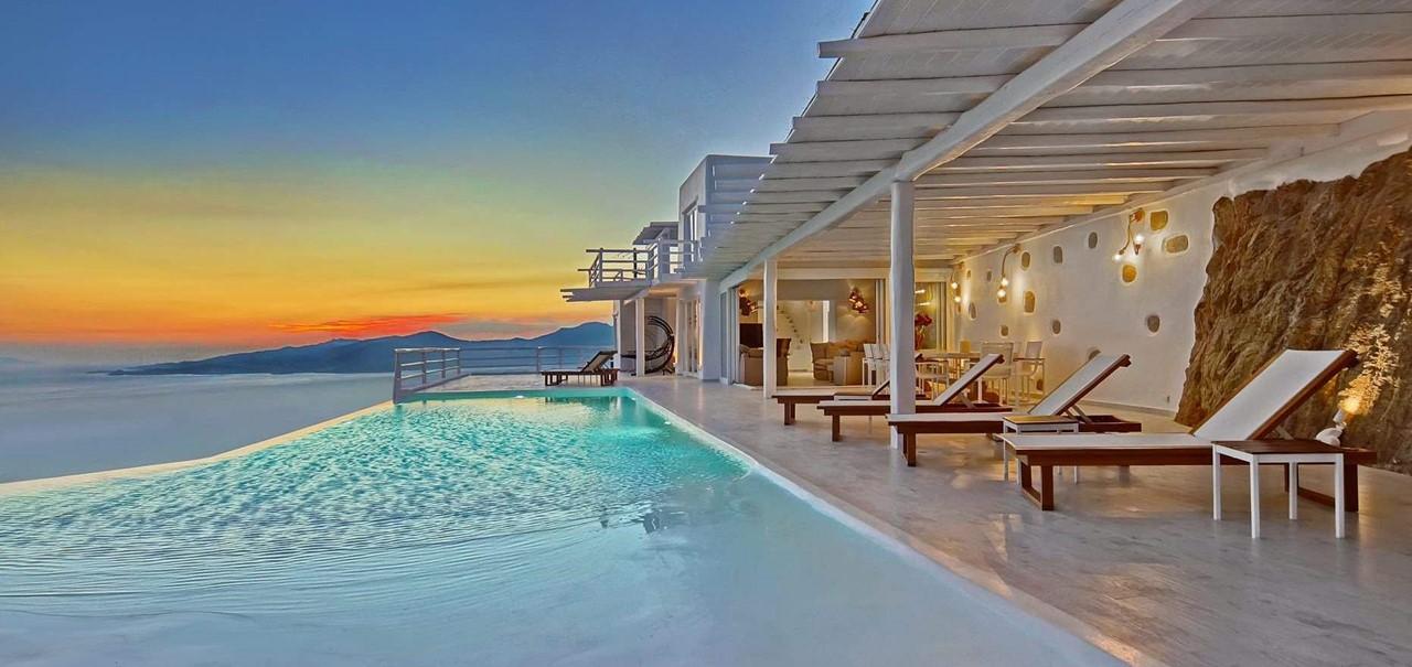 Luxury Mykonos Villas Concordia 100