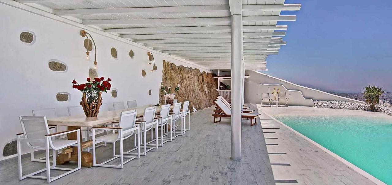 Luxury Mykonos Villas Concordia 110