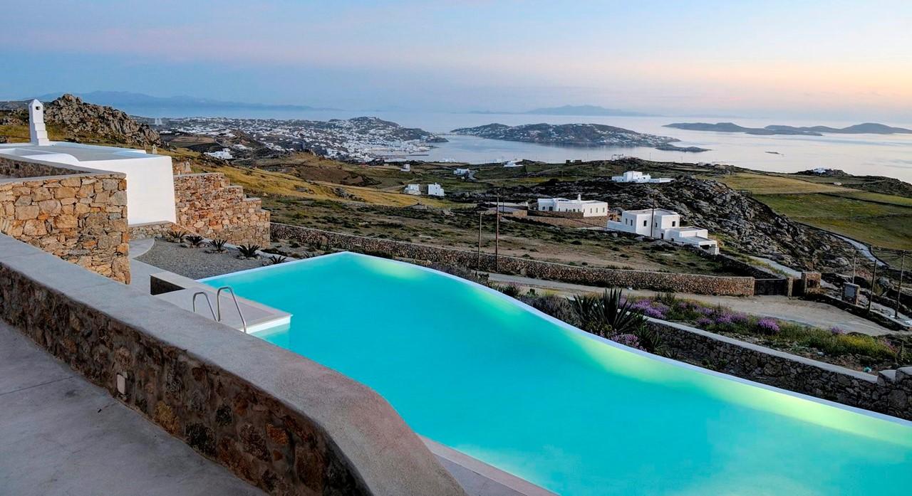Luxury Mykonos Villas Rodanthe Retreat 107