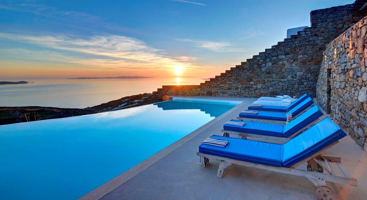 Luxury Mykonos Villas Rodanthe Retreat 107A