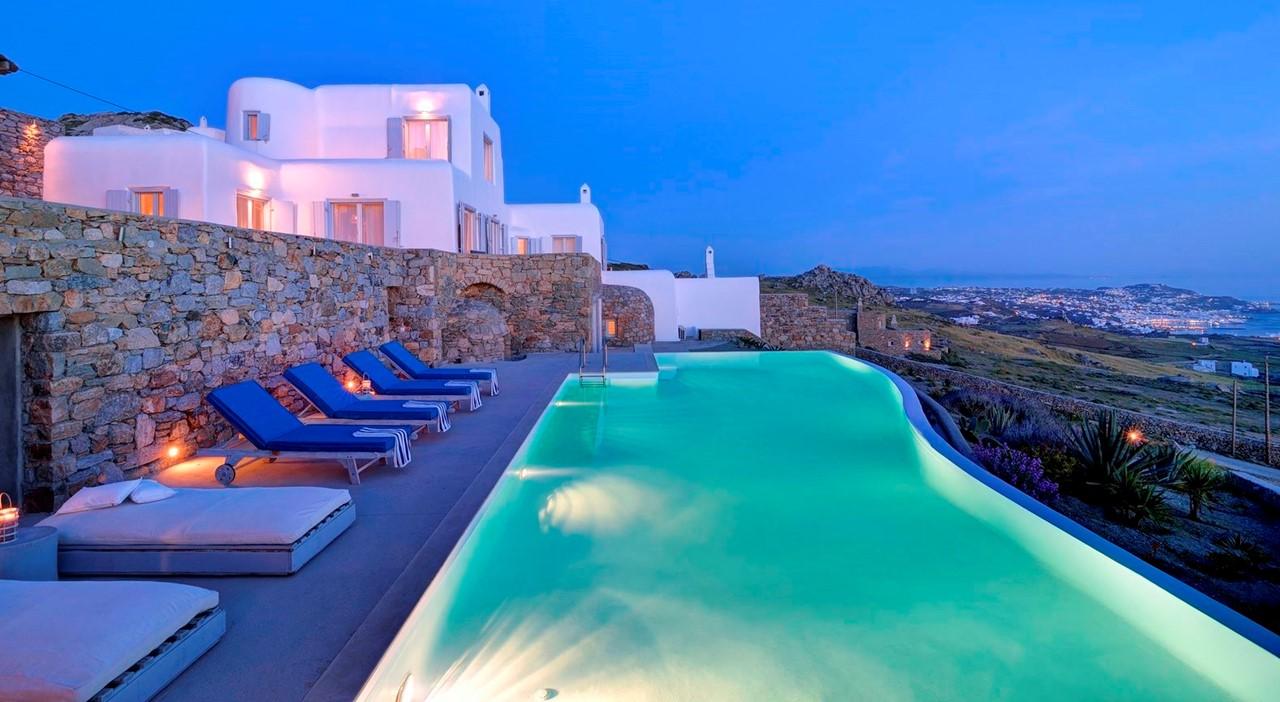 Luxury Mykonos Villas Rodanthe Retreat 109