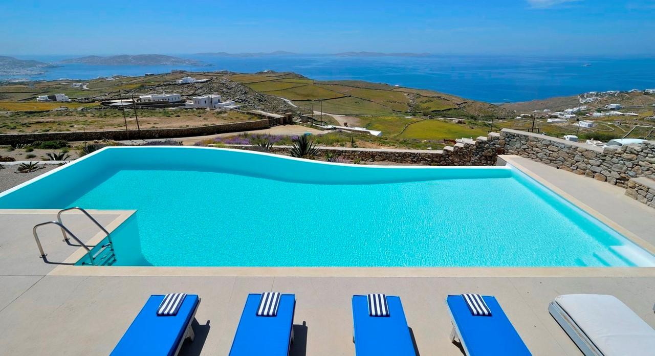 Luxury Mykonos Villas Rodanthe Retreat 109A