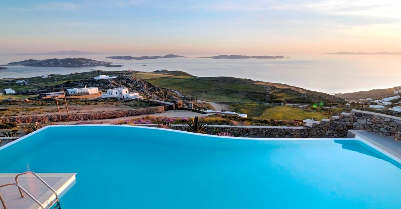 Luxury Mykonos Villas Rodanthe Retreat 1061