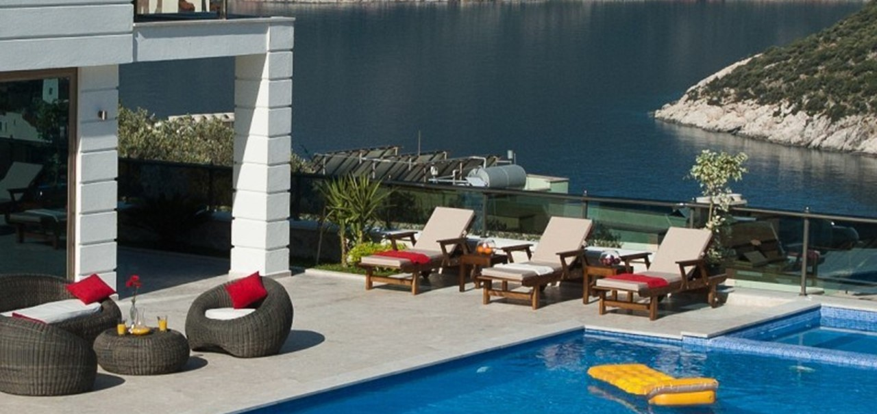 Villa Moonshine 4 Bed Luxury Villa For Holiday Rental Kalkan The Turquoise Collection