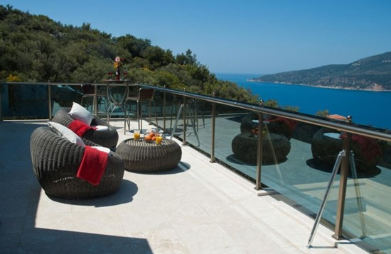 Furnished Terraces