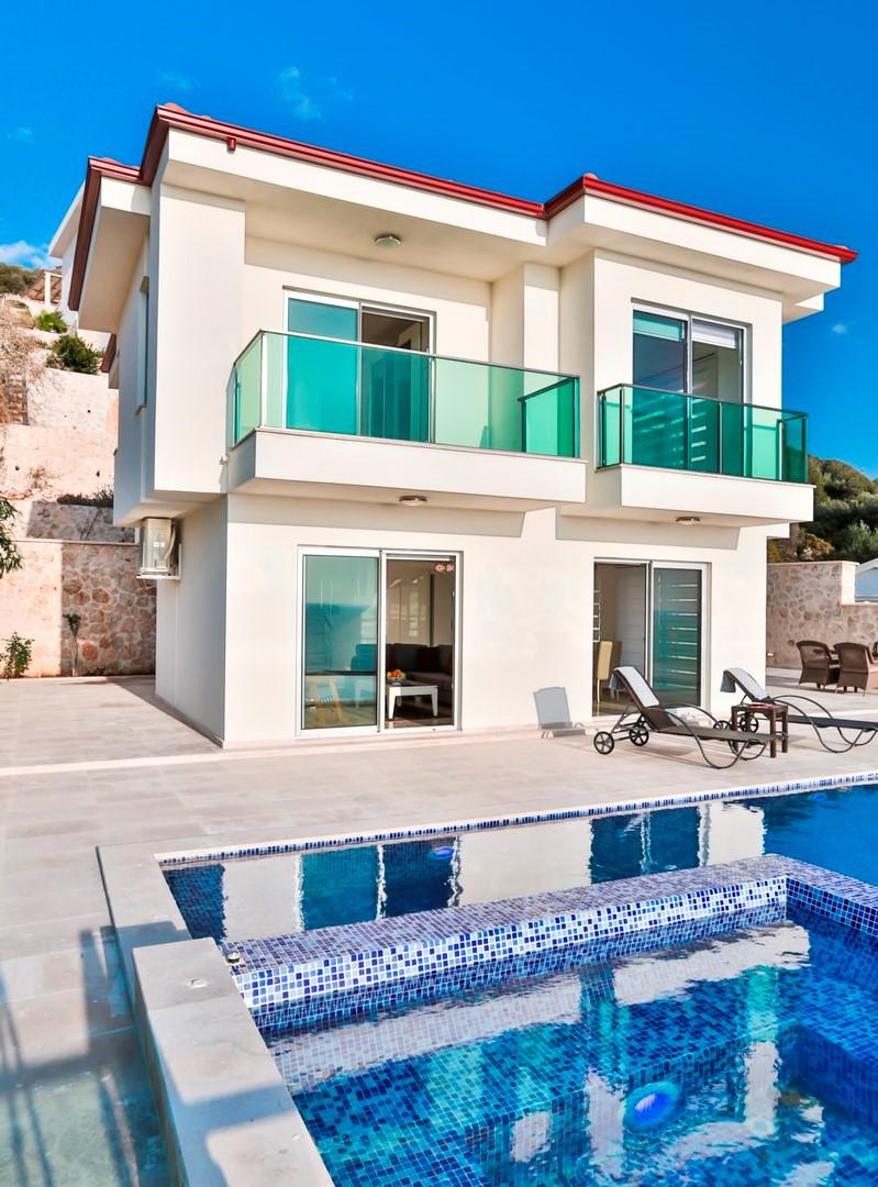 Villa Troya Kas