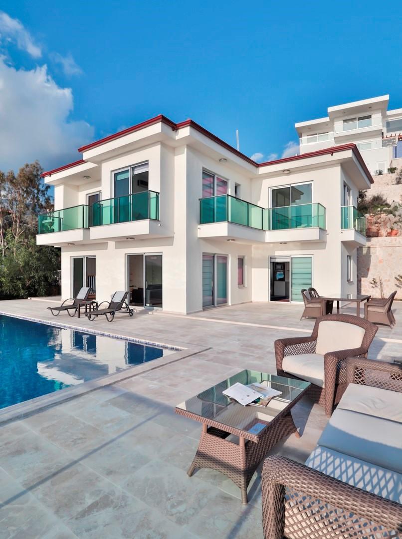 Villa Troya Kas1